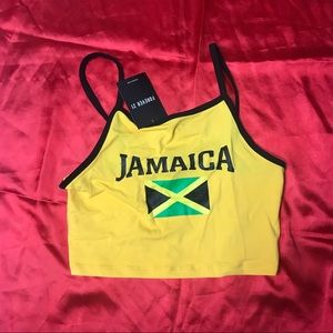 Jamaica Crop Top